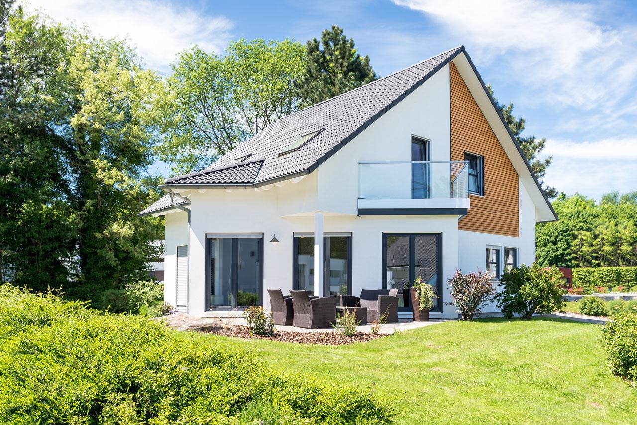 Maisons d'en France 01 : construction de votre maison individuelle sur mesure ou sur plan dans l'Ain (01) et en Rhône-Alpes