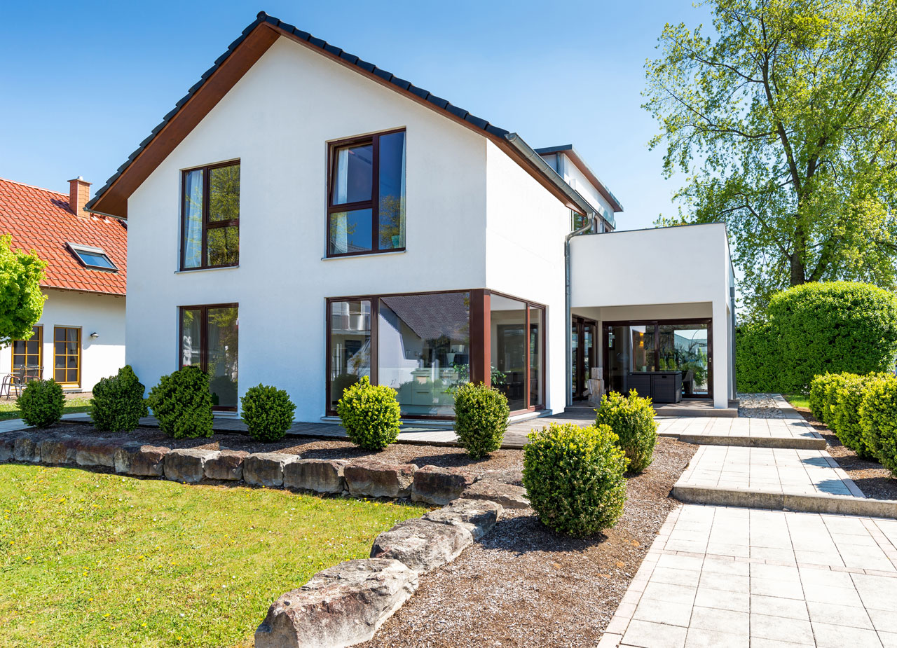 Maisons d'en France 01 : solutions d'habitat, construction de maisons individuelles sur catalogue ou sur plan sur mesure