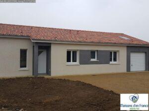 Attignat, Maisons d'en France 01