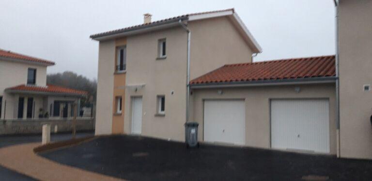 Photo 1 : Bourg St Christophe - Maisons d'en France 01 Oyonnax
