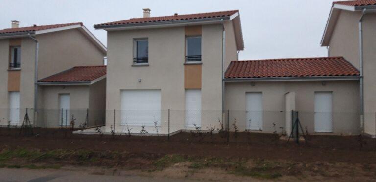 Photo 3 : Bourg St Christophe - Maisons d'en France 01 Oyonnax