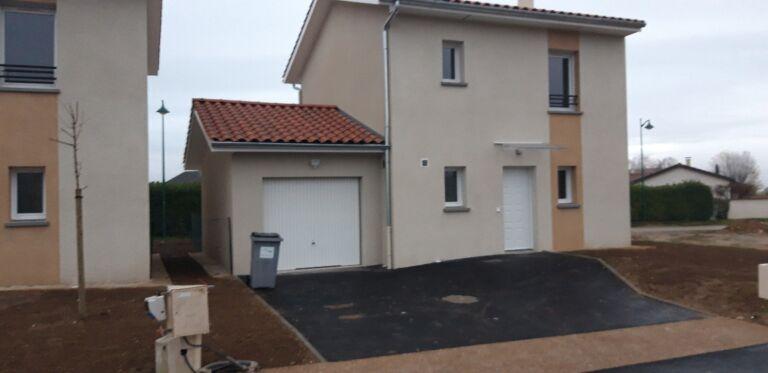 Photo 6 : Bourg St Christophe - Maisons d'en France 01 Oyonnax