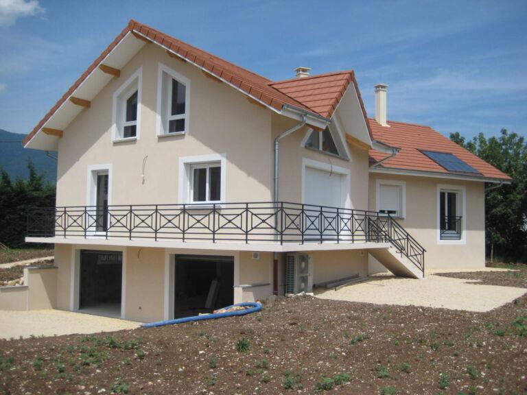Photo 1 : DAL - Maisons d'en France 01 Oyonnax