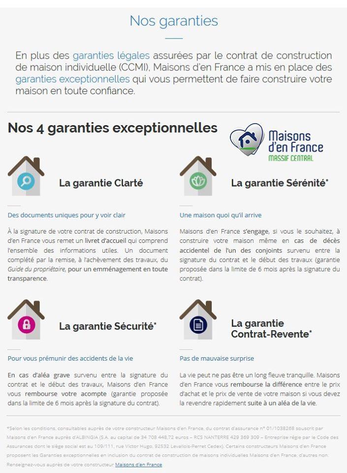 Photo 2 : GARANTIES EXCEPTIONNELLES, EXCLUSIVES  ET UNIQUES - Maisons d'en France 01 Oyonnax