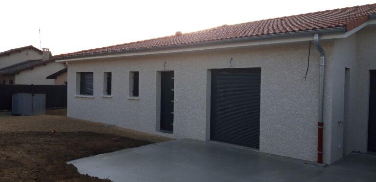 Photo 1 : Maison à Marcilly d'Azergues - Maisons d'en France 01 Oyonnax