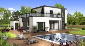 Modèle de maison personnalisable 102, Maisons d'en France 01