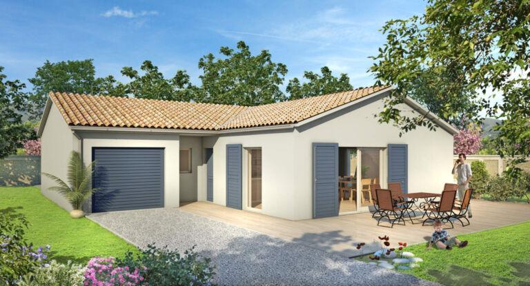 Photo 3 : Angelique - Maisons d'en France 01 Oyonnax