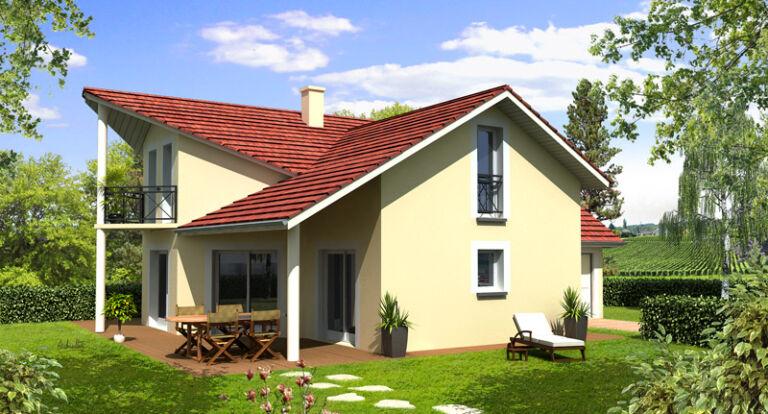 Photo 2 : Apollo C - Maisons d'en France 01 Oyonnax