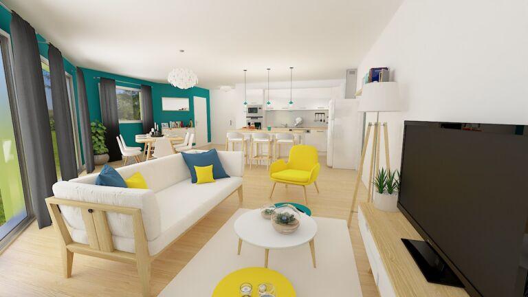 Photo 11 : Coco Beach - Maisons d'en France 01 Oyonnax
