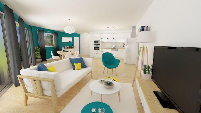 Photo 13 : Coco Beach - Maisons d'en France 01 Oyonnax