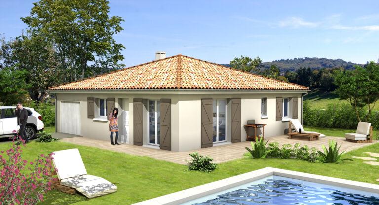 Photo 2 : CUBO - Maisons d'en France 01 Oyonnax
