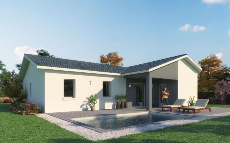 Photo 2 : Lavezzi - Maisons d'en France 01 Oyonnax