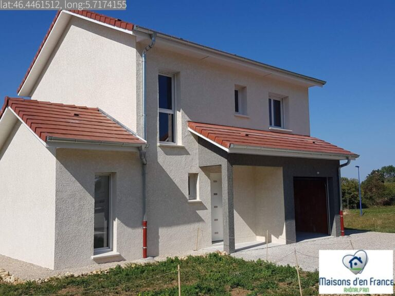Photo 1 : Moirans - Maisons d'en France 01 Oyonnax