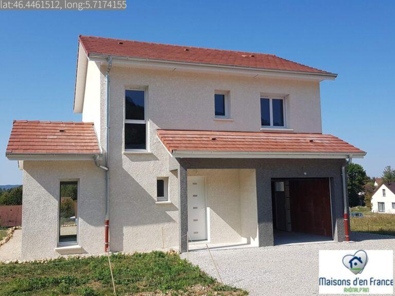 Photo 2 : Moirans - Maisons d'en France 01 Oyonnax