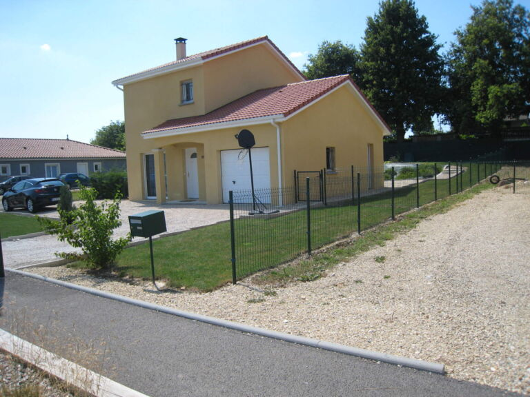 Photo 1 : Par - Maisons d'en France 01 Oyonnax