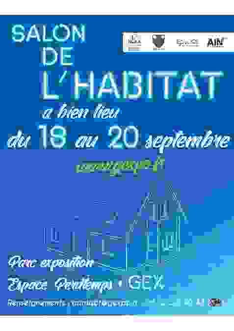 Photo 1 : Salon Habitat à Gex - Maisons d'en France 01 Oyonnax