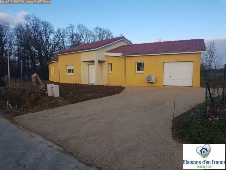 Photo 1 : VANDEINS - Maisons d'en France 01 Oyonnax