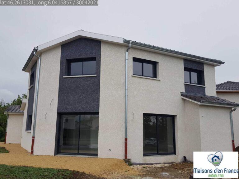 Photo 1 : maison à St Genis Pouilly - Maisons d'en France 01 Oyonnax